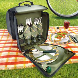 Proidee DE Fahrrad-Picknicktasche